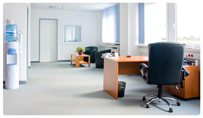 клининг офисных помещений